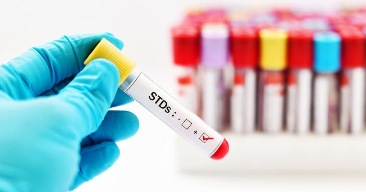 Untreated STDs